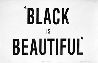 Jeune black propre cherche femme