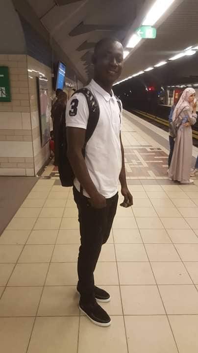 Beau Black   Aafricain  Malien