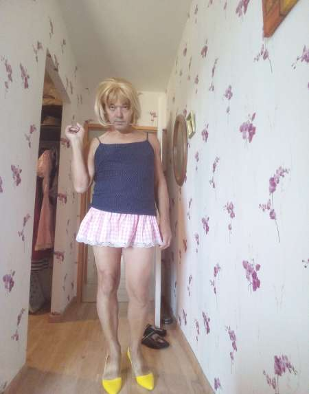 Travestis Sissy pour homme